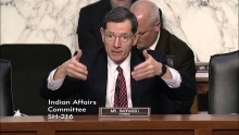 Chairman Barrasso Questions to IHS on Lack of Accountability with Employees