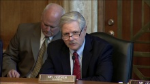 Hoeven Opening Statement at Oversight Hearing on Broadband Internet Availability on Tribal Lands