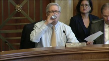 Chairman Hoeven opening remarks on S. 227, S. 288, S. 290, S. 982, S.1853