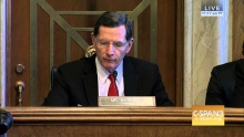 Barrasso Opening Statement at Oversight Hearing on the President's FY 2017 Budget
