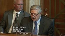 Hoeven Opening Statement at SCIA Legislative Hearing