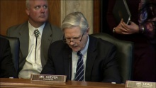 Chairman Hoeven Opening Remarks at Oversight Hearing Indian Country's Missing And Murdered