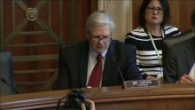 Chairman Hoeven Opening Remarks on S. 279, S. 790, S. 832